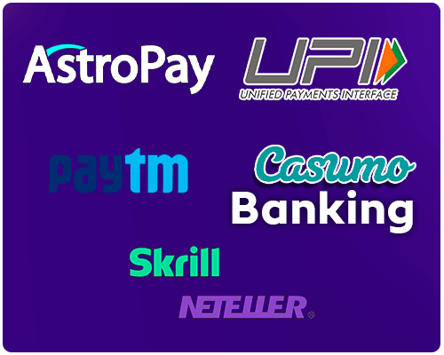 Deposits and Payouts