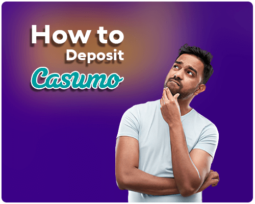 How to Make a Deposit on Casumo?