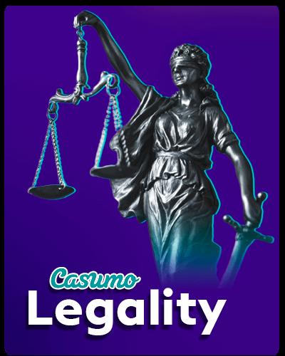 Casumo is Legal in India