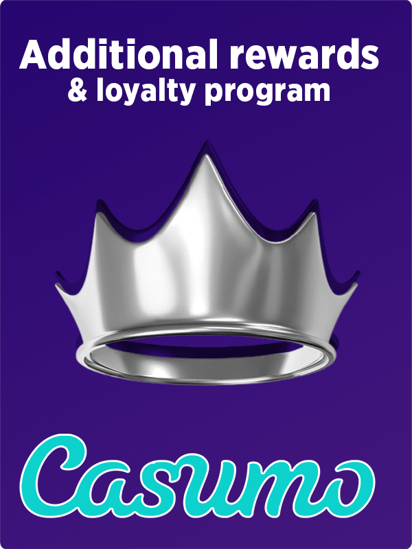 Additional rewards & loyalty program