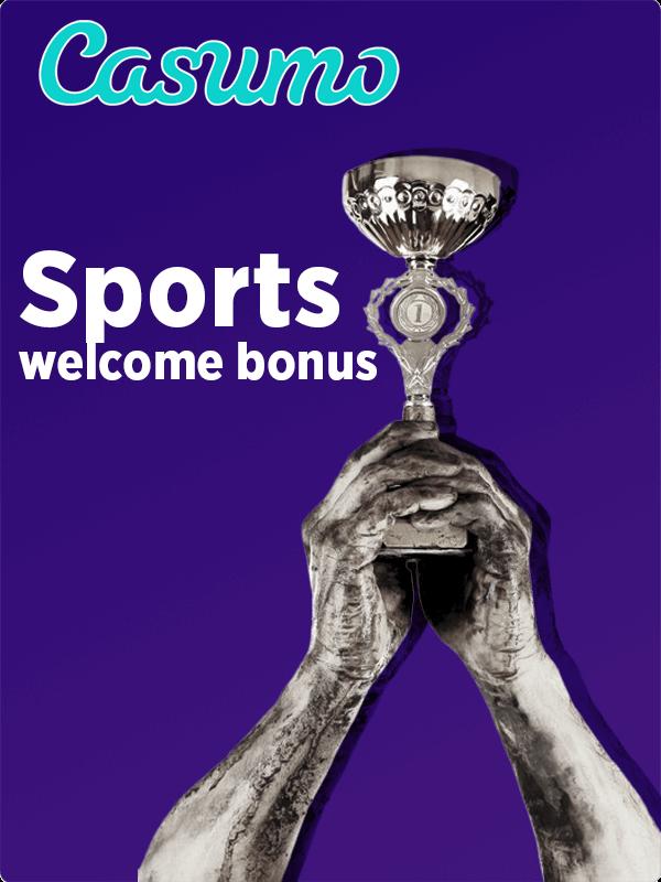 Sports welcome bonus