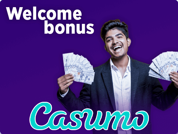 Welcome bonus and wagering