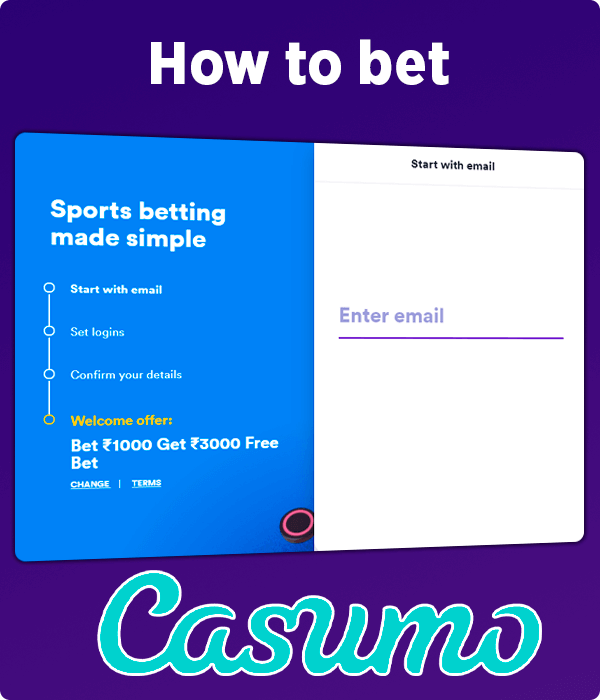 How to bet on sports?