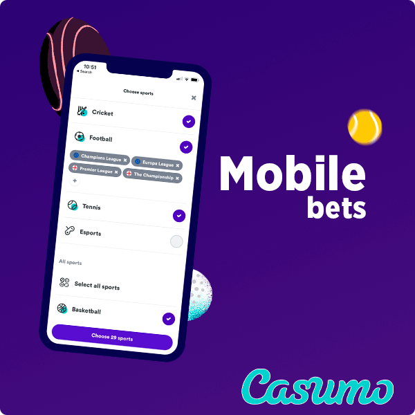 Mobile bets