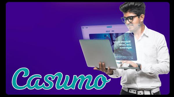 Casumo Casino personal account