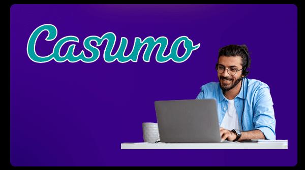 Casumo support