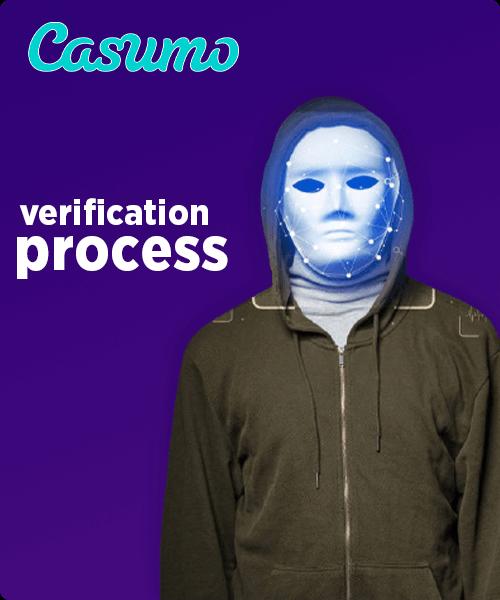 Casumo verification process
