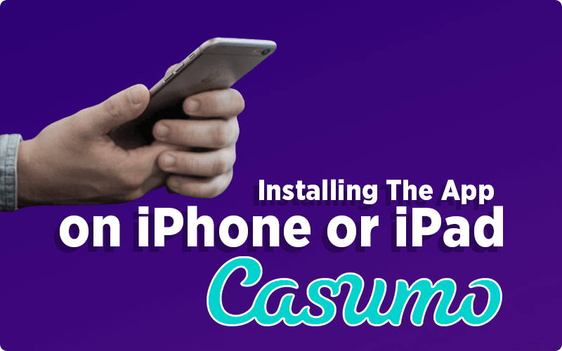 Installing The App on iPhone or iPad
