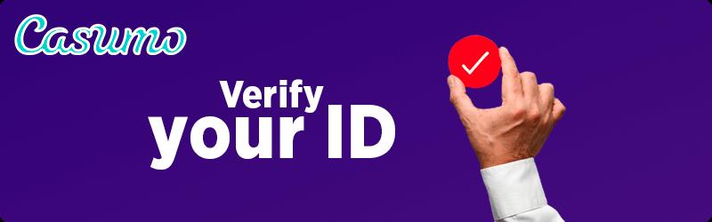 Verify your ID